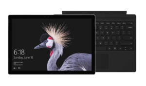 Save £254 with the Surface Pro i5/128GB plus Black Type Cover Bundle! Image